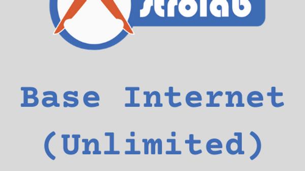 Base Internet (Unlimited)