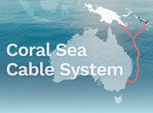 Internet 2.0 supports free and open market access to the Coral Sea Cable to lower data price