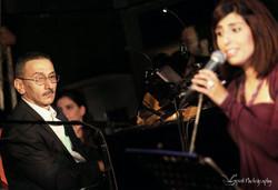 With Ziad Alrahbani 2008