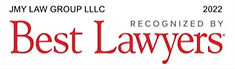 JMY Law Group LLLC Best Lawyers Badge