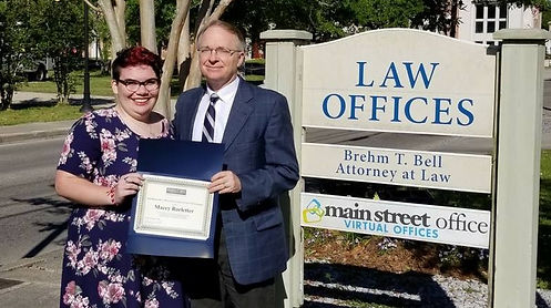 accident lawyer Brehm Bell's local community service