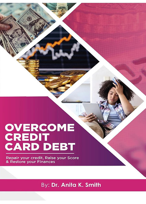 Overcome Credit Card Debt: Repair your Credit