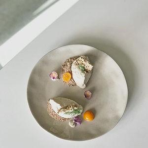 NOA pop-up dinner_〰️_Tocos almond dust_A