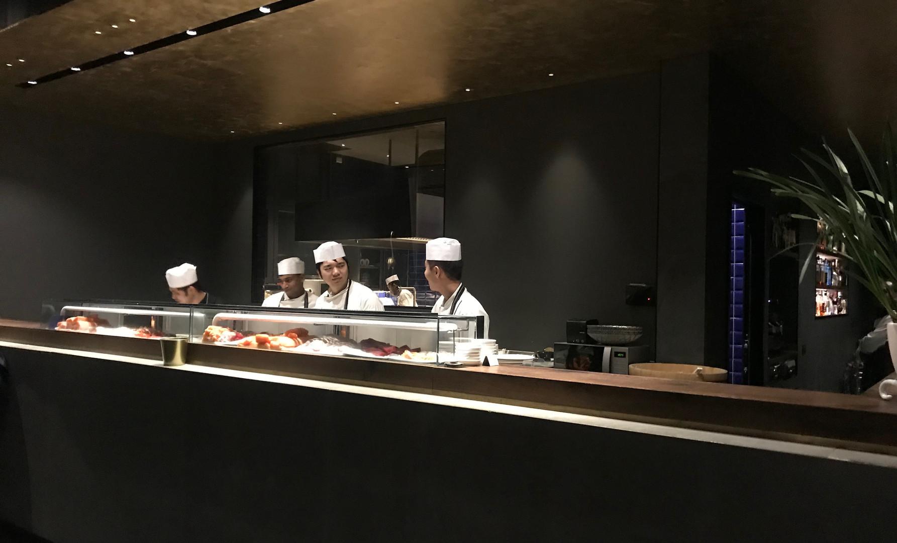 Sushi men