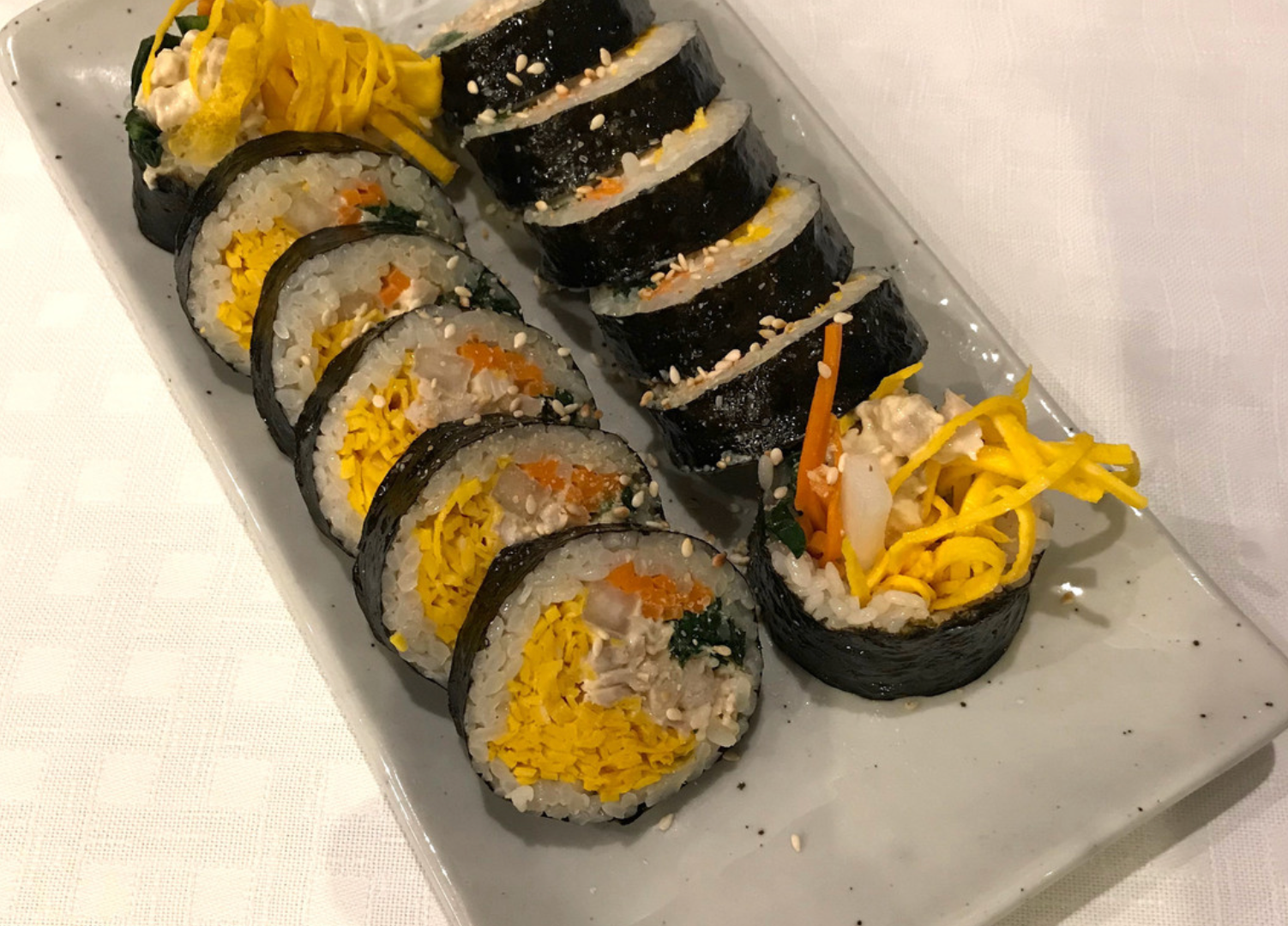 Kimbab Pollo