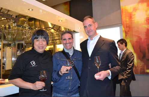 Event organized to promote Lafitte Foie Gras in collaboration with Longino&Cardinal and Bo Innovation, three Michelion Stars Restaurant in Hong Kong
