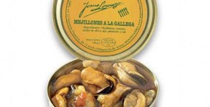 GALLIEGA MEJILLÒNES MUSSELS 150g