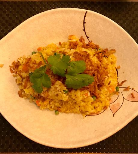 Cơm chiên thập cẩm (Riso saltato alla vietnamita)