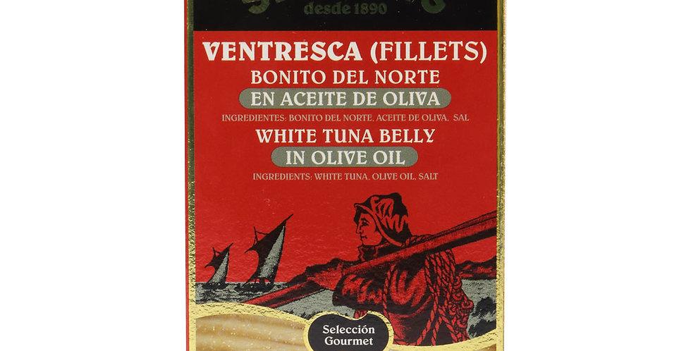 BONITO TUNA BELLY IN OLIVE OIL 115g x 2