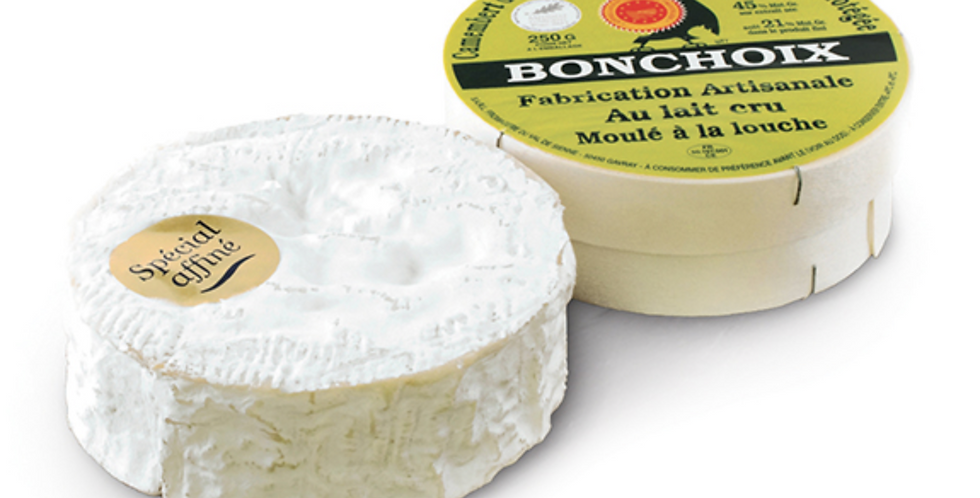 RAW MILK CAMEMBERT FROM NORMANDIE 250g