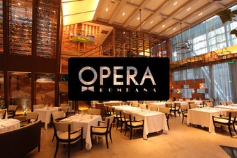Opera Beijing Restaurant Consulting and Brand Strategy