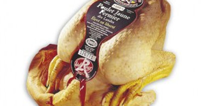 YELLOW CHICKEN LABEL ROUGE 1/1.2 kg - OUT OF STOCK