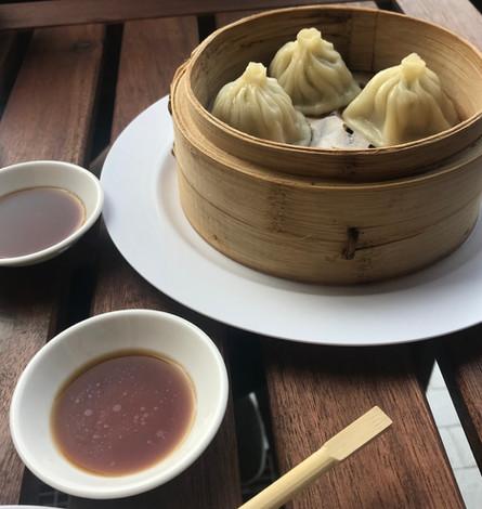 Xiao (piccolo) Long (cestino) Bao (bun)