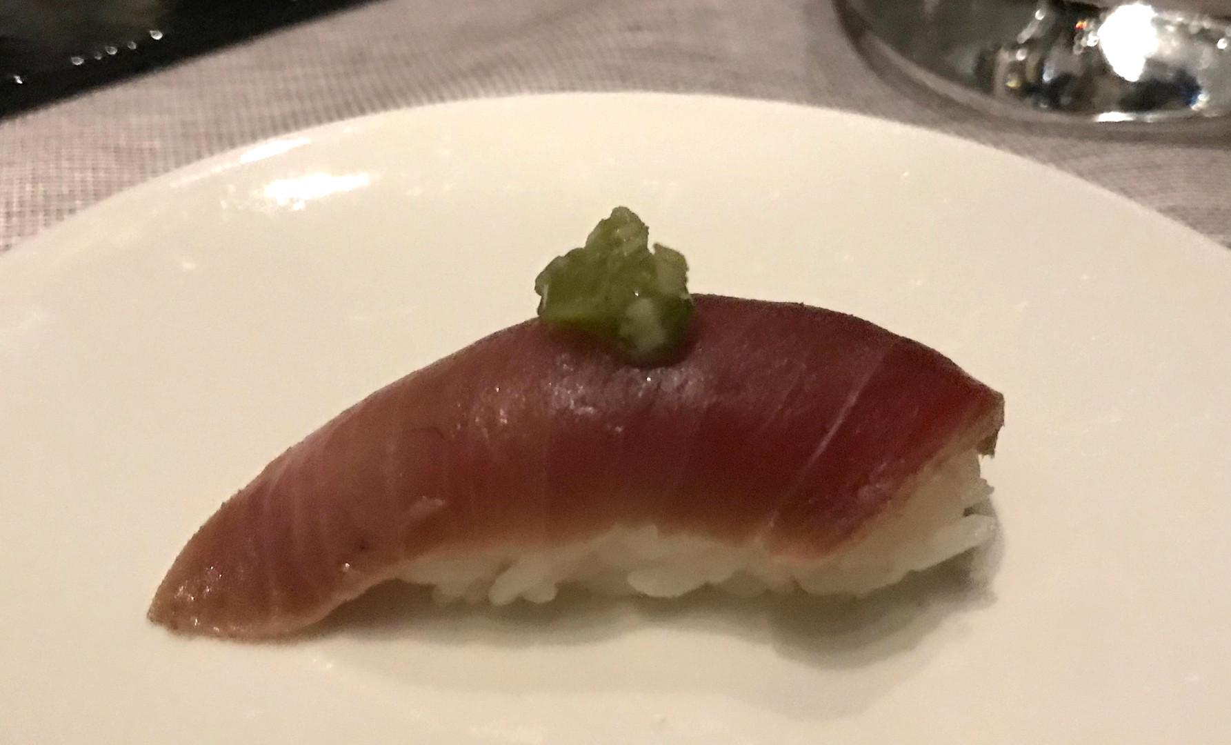 Nigiri di tonno