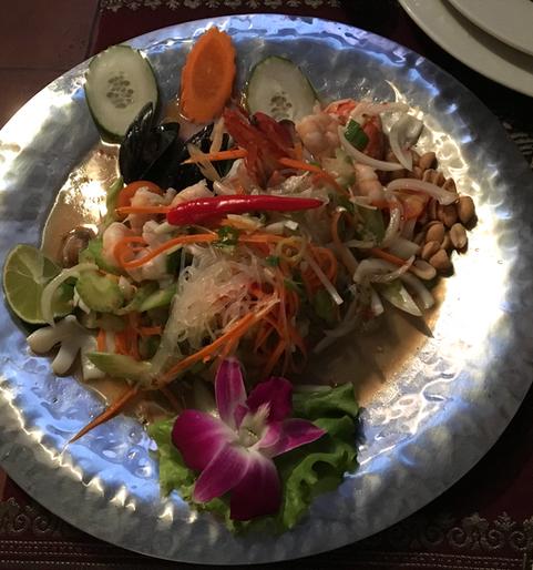 Insalata Thai