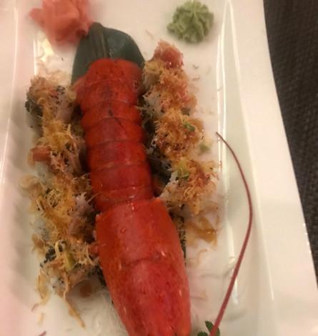 Astice Roll