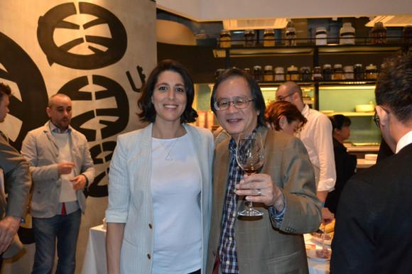 Tasting Event at Va Bene restaurant - 2017