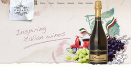 Visual identity and brand positioning for Chiaro Wines