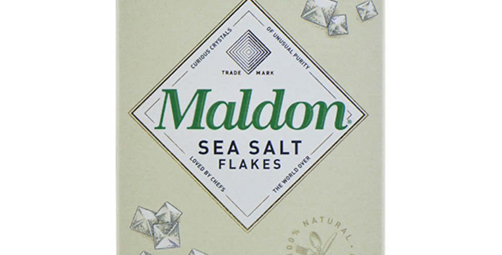 SEA SALT FLAKES 125g