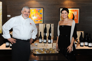 arete food and wine works with three Michelin Starts Chef Umberto Bombana
