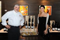 arete food and wine works with three Michelin Starts Chef Umberto Bombana