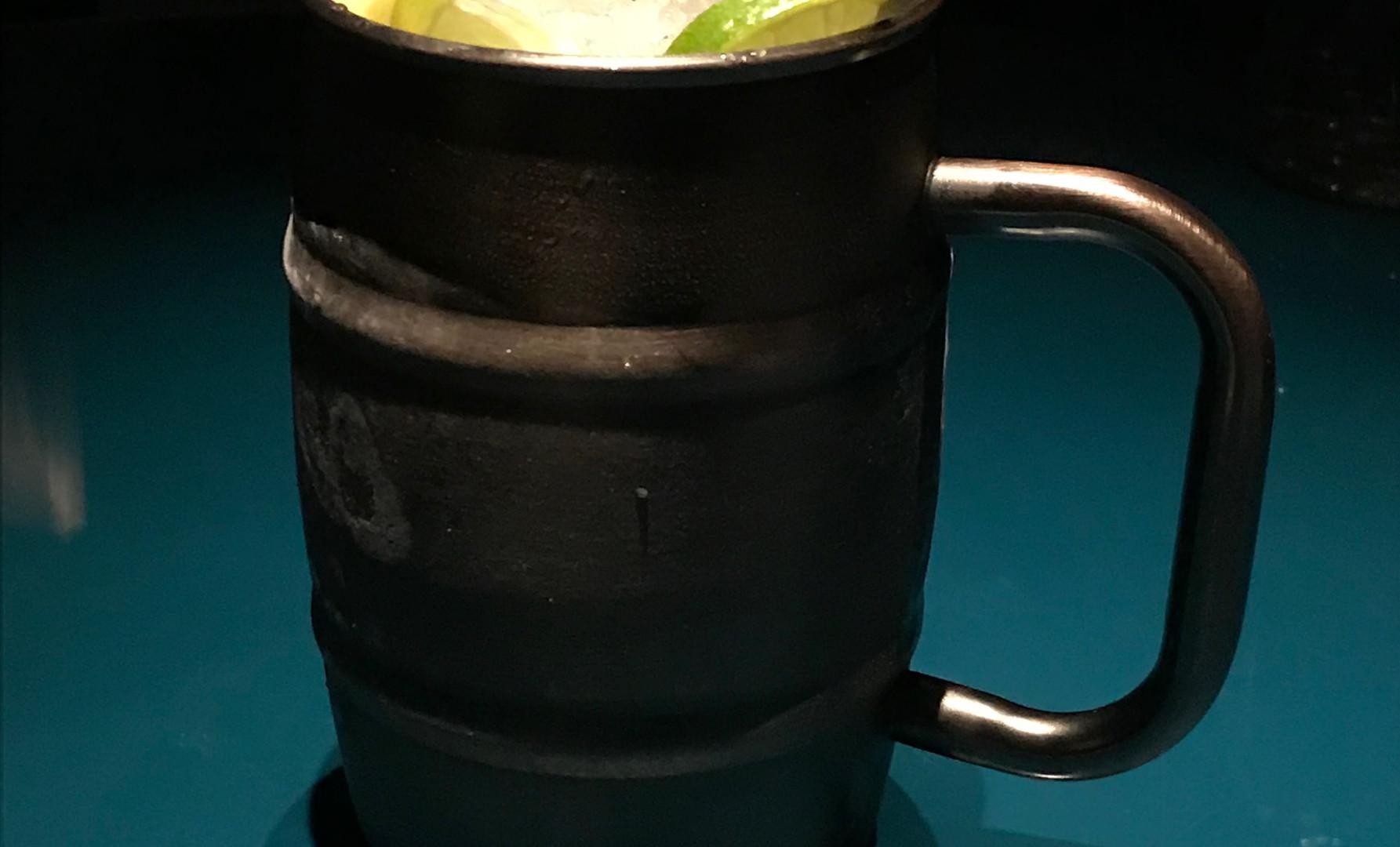 Il cocktail con agave blu (una pausa tra un piatto e l'altro)