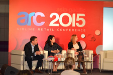 """We have been awarded """"Best Food and Wine exhibitors"""" during ARC 2015 in collaboration with our clients"""