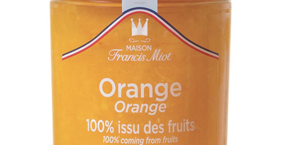 ORANGE 100% FRUIT SPREAD 210g