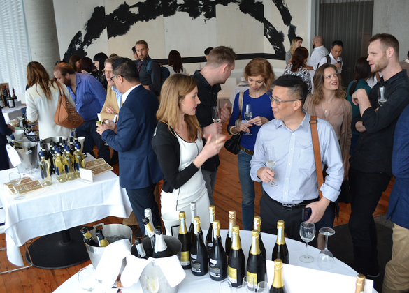 Arete Food and Wine tasting Event at Isola - May 2017