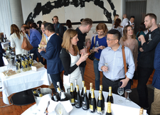 Arete Food and Wine tasting Event at Isola - Hong Kong May 2017