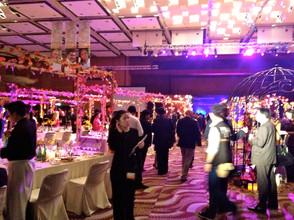 HK Wine Fair opening Cerimony 2015