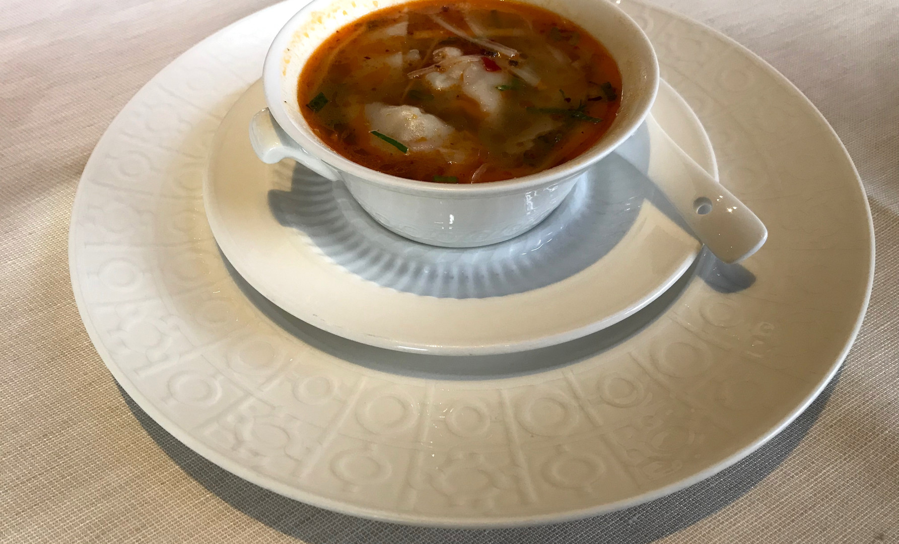 Zuppa di Wonton