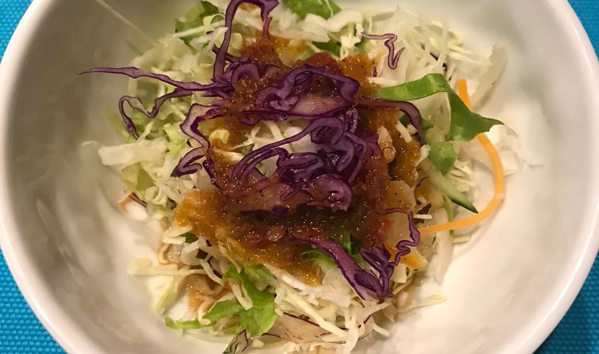 Benvenuto - insalatina di cavolo cinese