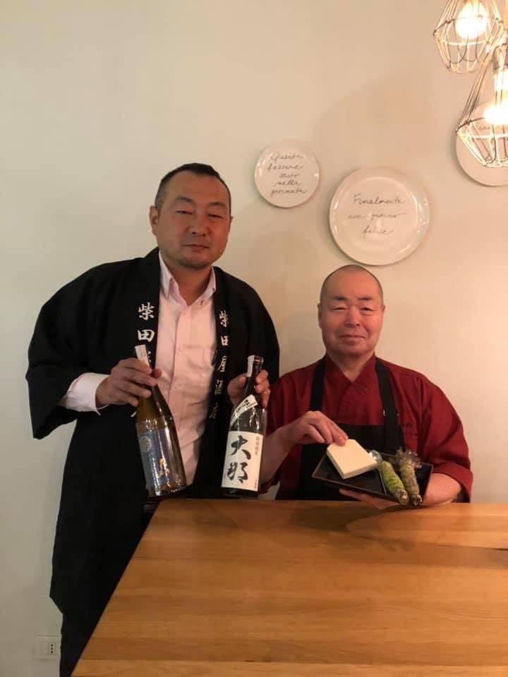 Tomohiro e Ichi - Guest della serata
