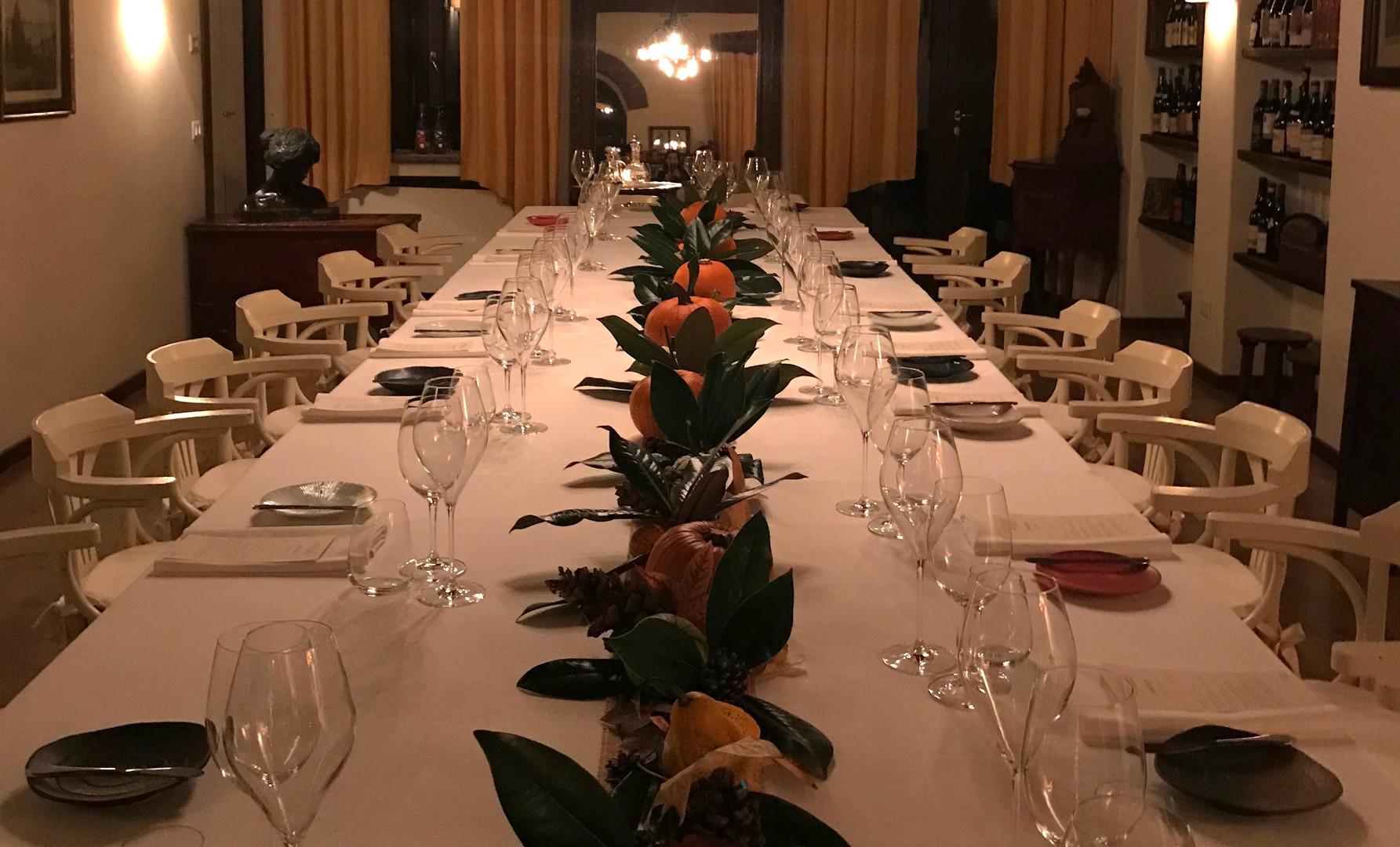 ll nostro tavolo