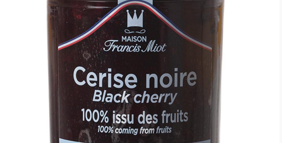BLACK CHERRY 100% FRUIT SPREAD 210g