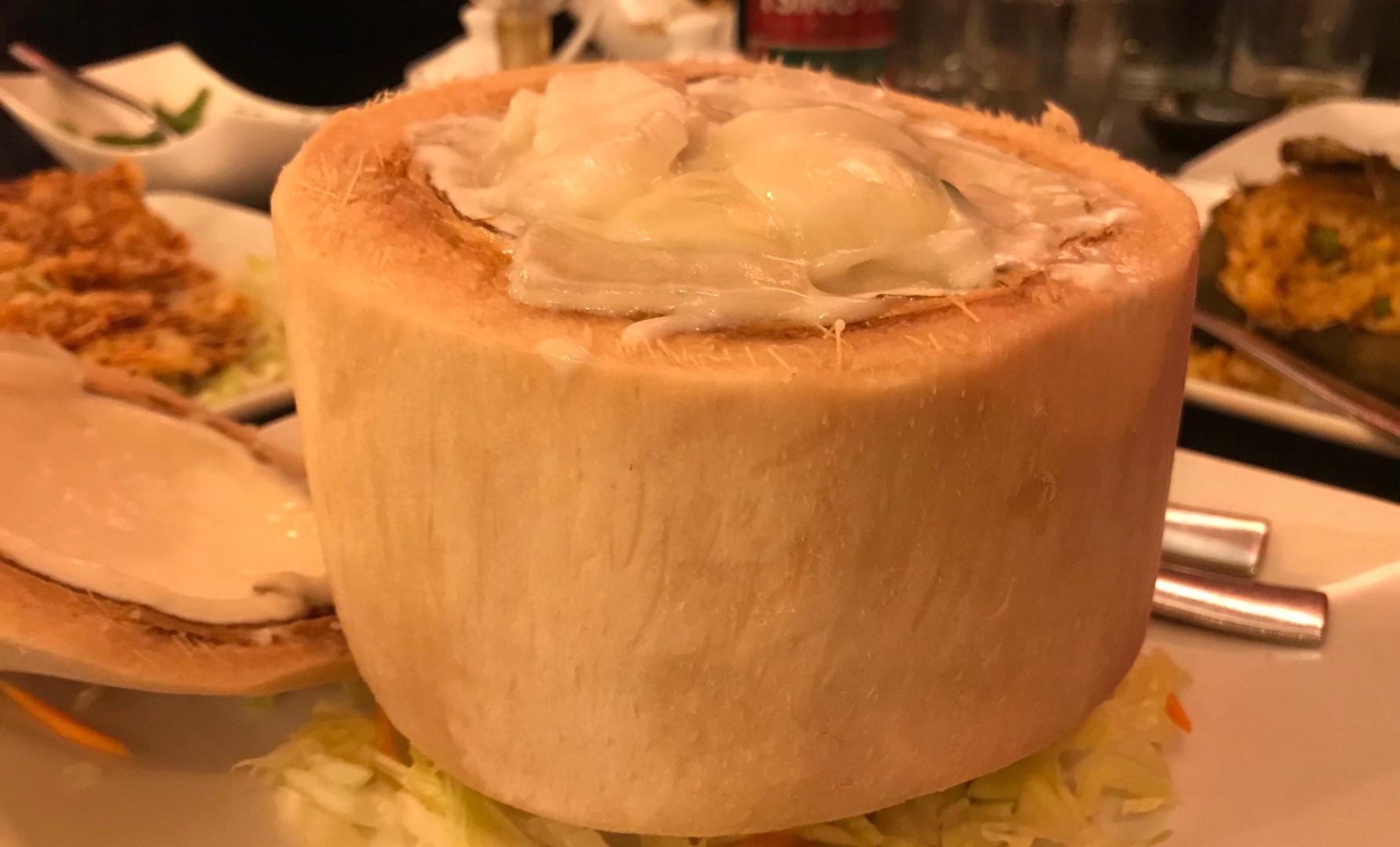 Pollo al latte di cocco