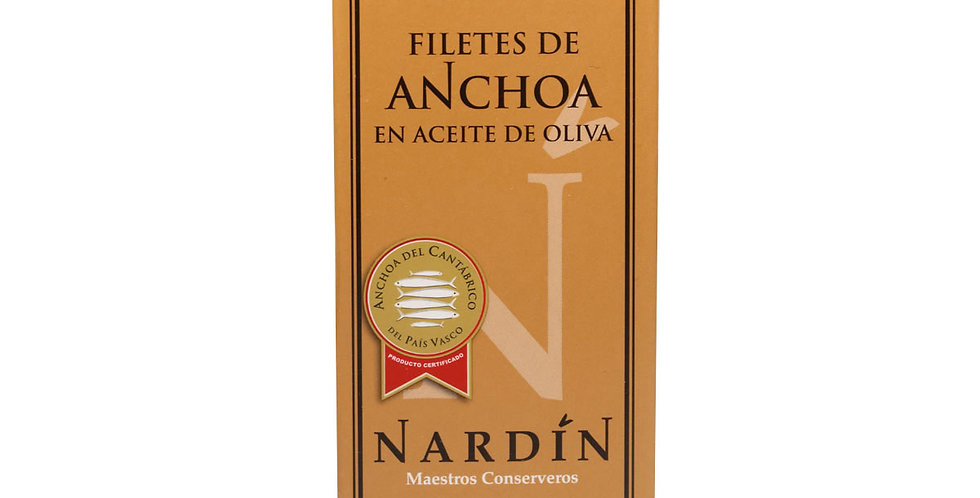 ANCHOVY FILLETS 100g (2x50g)