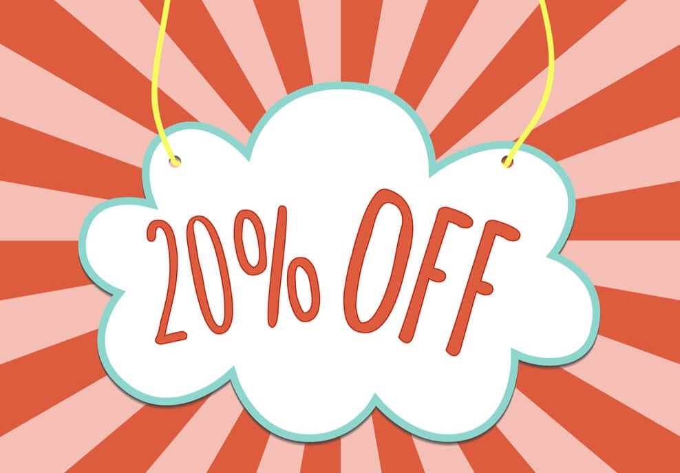 FLAIR 20% OFF