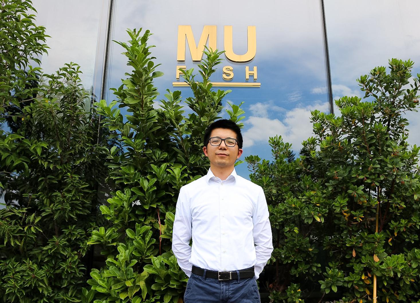 Il proprietario Liwei Zhou