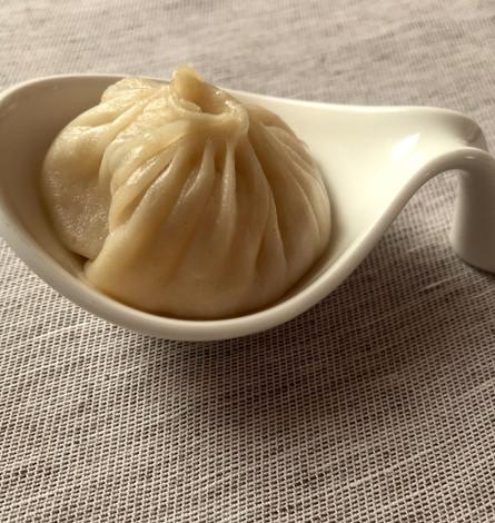 Xiao Long Bao con Brodo di Carne e Polpetta di Maiale