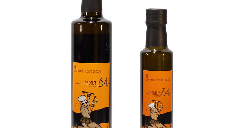 EXTRA VIRGIN OLIVE OIL PARTICELLA 34 250ML
