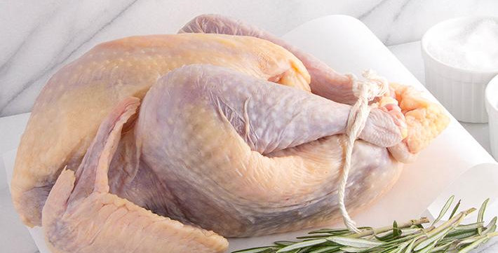 GUINEA FOWL WHOLE LABEL ROUGE 1.5kg - OUT OF STOCK