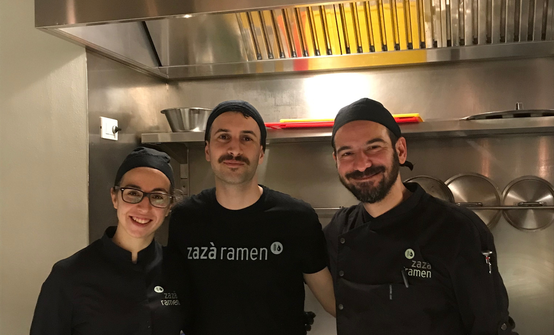 Lo staff di ZAZÀ RAMEN