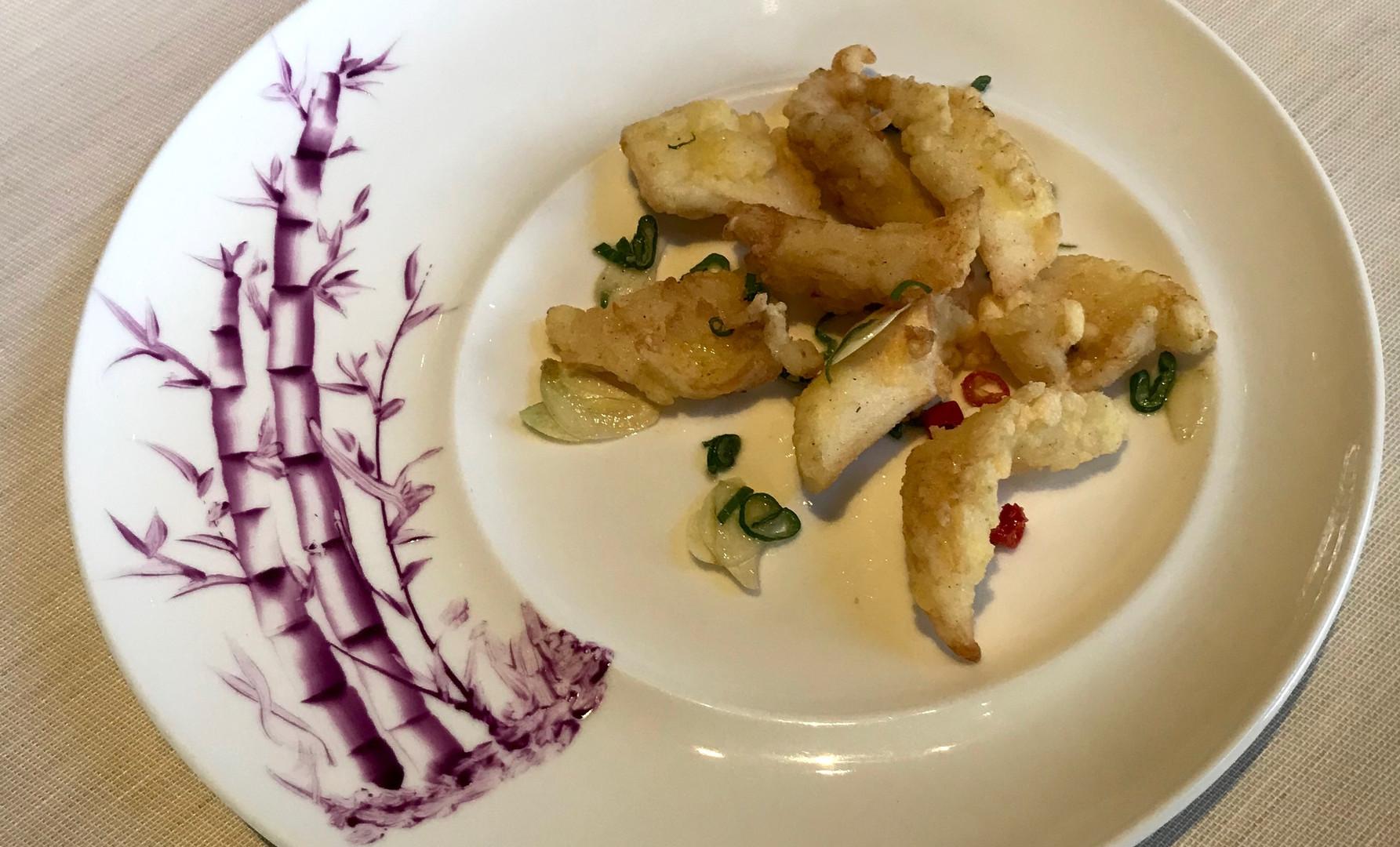 Bocconcino di Calamaro fritto