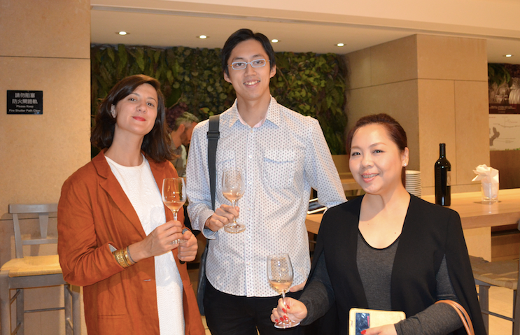 Wine tasting Event with Famille Fabre