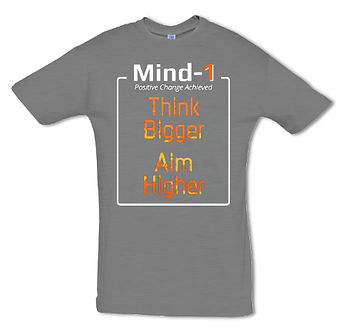 Think Bigger Aim Higher T-Shirt