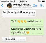 Physics tuition by best Singapore physics tuition