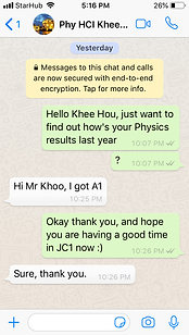 Best Physics tuition in Singapore