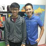 Physics Tutor Singapore with HCI Student